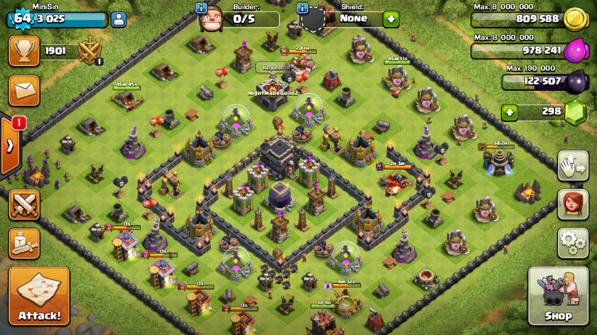 Th9 Guide Early Clash Guides With Dusk